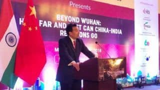 Chinese Ambassador Says Can't Stand Another Doklam Incident; Proposes Trilateral Summit Between India, China And Pakistan