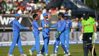 2nd T20I: India beat Ireland by 143 runs for their biggest win in Twenty20 Internationals