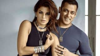 Salman Khan and Jacqueline Fernandez Sizzle on the Latest Cover of Filmfare Magazine