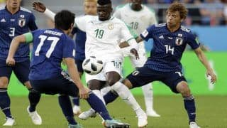 FIFA World Cup 2018: Japan and Senegal Tie 2-2 In Beautiful Match, Keep Knockout Round Hopes Alive