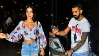 KL Rahul Denies Dating  Nidhhi Agerwal 'Munna Michael' Actress Nidhhi Agerwal