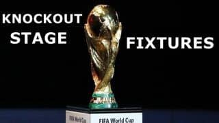 FIFA World Cup 2018: Round Of 16 Fixtures and Timings (IST)