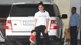 Kareena Kapoor Khan Is Making Sure That Taimur Ali Khan Becomes A Fashion Trend Setter Just Like Her - View Pics