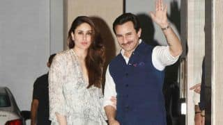 Kareena Kapoor Khan and Saif Ali Khan In London For an Ad Shoot?