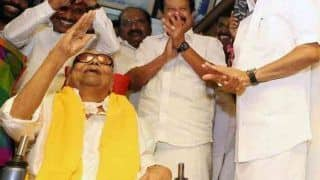 Karunanidhi Health Failing, PM Modi Checks on Him