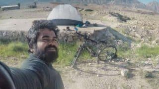 Keralite Cycles to Russia for FIFA World Cup 2018 Because of This Reason