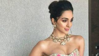 Kiara Advani Leaves Little For Imagination as She Dresses up Like a Candy For Latest Magazine Shoot!