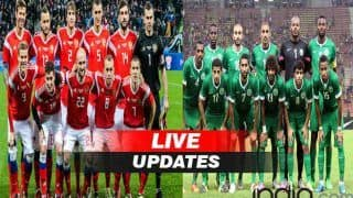 Russia vs Saudi Arabia FIFA World Cup 2018 Live Updates - Highlights