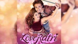 Genelia And Riteish Deshmukh Give A Shout Out To The Upcoming Aayush Sharma - Warina Hussain's Loveratri Trailer