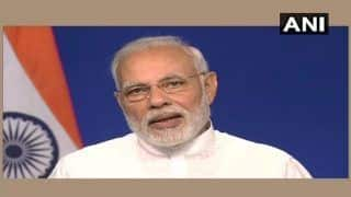 Live: Advantage of Technology Not Restricted to Select Few Anymore, Says PM