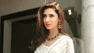 Mahira Khan's Latest Outfit is Perfect For Attending A Summer Wedding