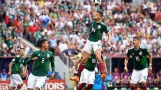 FIFA World Cup: लोजानो के गोल से मेक्सिको ने हासिल की जीत, जर्मनी को हराया 1-0 से हराया