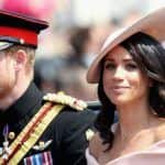 Meghan Markle Makes Her First Balcony Appearance With Prince Harry On Queen's Birthday