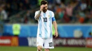Lionel Messi Handed One-Match Suspension And USD 1500 Fine by South America's Football Governing Body - CONMEBOL