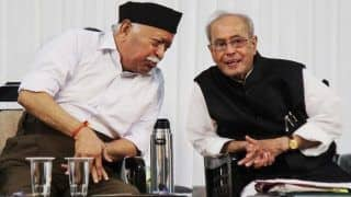 Manish Tewari to Pranab Mukherjee: Why Did You Choose to go RSS HQ And Deliver Homilies on Nationalism?