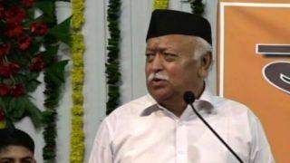 Mohan Bhagwat Slams Pranab Mukherjee's Critics, Says 'RSS Believes in Unity in Diversity'