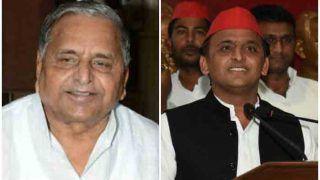 अखिलेश यादव का एलान- 2019 में कन्नौज से लड़ेंगे लोकसभा का चुनाव, मुलायम लड़ेंगे मैनपुरी से