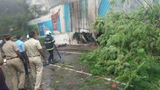 Mumbai: Five Dead After Chartered Plane Crashes in Ghatkopar; Probe to be Conducted, Says DGCA Bhullar