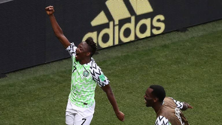 nigeria vs iceland fifa world cup 2018 highlights