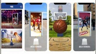 NBA Unveils AR Game '360 Portals' on Android Along With Latest Update