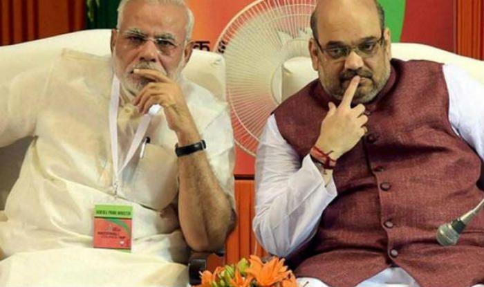 Narendra Modi - Amit Shah
