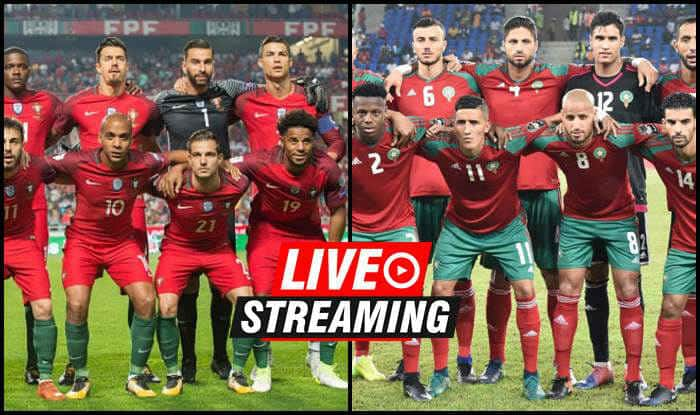 Ronaldo and Portugal look to eliminate Morocco