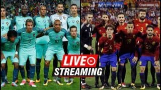 FIFA World Cup 2018, Potugal vs Spain: Live, Football Score, Full Score Card, Stats, Updates