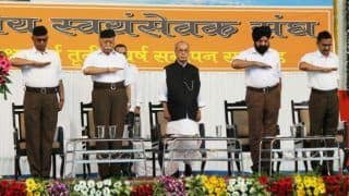 Pranab Mukherjee Delivers Speech on Indian Nationalism, Tolerance at RSS Headquarters in Nagpur: Full Text