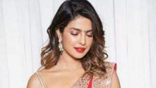 Priyanka Chopra Attends Akash Ambani's Pre-Engagement Party With Nick Jonas Looks Red Hot