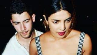 Priyanka Chopra and Nick Jonas Sporting Similar Promise Rings?