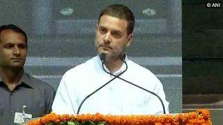Rahul Gandhi Leaves For Kailash Mansarovar Yatra Amid Mounting War of Words