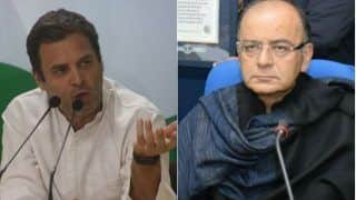 Arun Jaitley Rebuts Rahul Gandhi, Asks 'How Much Does he Know?'