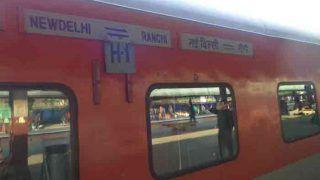 रांची राजधानी और संपर्क क्रांति के कोच 'लापता', रेलवे ने कहा- मेंटेनेंस के लिए रखे हैं