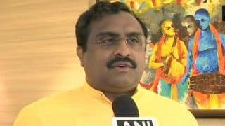 BJP Left Alliance Due to Lack of Development, Discrimination in Jammu, Decision Taken in Larger Interest: Ram Madhav