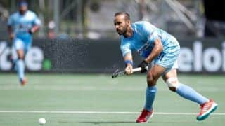 Champions Trophy Hockey 2018: Star Indian Striker Ramandeep Singh Ruled Out With Knee Injury