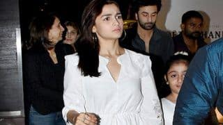Alia Bhatt Walks Hand in Hand With Ranbir Kapoor's Niece Samara, Enjoys Dinner With the Family - See Pic