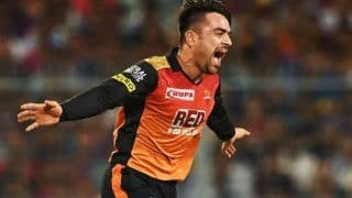 'I Have Five Different Leg-Spin Variations,' Says Hyderabad's Rashid Khan