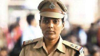 Woman Railway Cop Becomes a 'Lesson' in Maharashtra Textbook