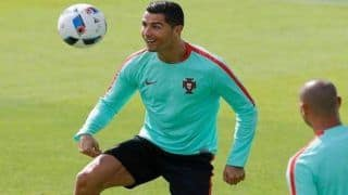 Portugal Squad Trains Ahead Of World Cup Tie Against Uruguay
