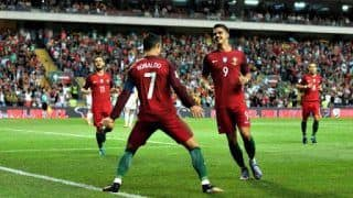 Road to Russia: Portugal Beats Algeria 3-0 as Cristiano Ronaldo Makes His International Return, Watch Full Highlights Here