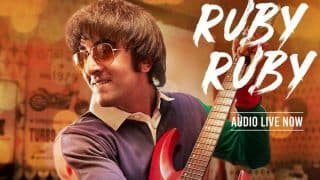 Sanju New Song Ruby Ruby: A.R. Rahman's Zingy Track Will Take You Back to The 80's