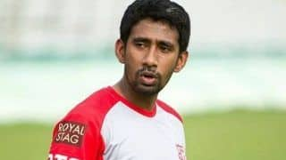 England vs India Tests: Shoulder Injury Further Dents Wriddhiman Saha's Recovery Prospects