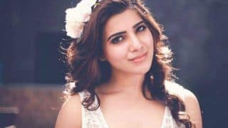Samantha Akkineni on Her Ex-Boyfriend Siddharth: Even I Would Have Fallen Into a Crisis in my Personal Life Like Savitri