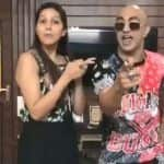 Bigg Boss Fame Sapna Choudhary Announces Akash Dadlani's  Music Video Bang Bang With His Signature Step; Video Goes Viral