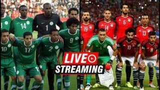 Saudi Arabia vs Egypt FIFA World Cup 2018 Match 33 Live Streaming: When And Where To Watch on TV (IST)