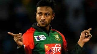 ICC Cricket World Cup 2019: Shakib Al Hasan Becomes Leading Run-Scorer