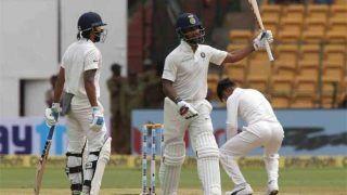 INDvAFG: टीम इंडिया ने 6 विकेट खोकर बनाए 347 रन, पहले दिन का खेल समाप्त