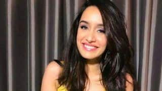 Shraddha Kapoor Looks Bright and Sexy in a Lemon Yellow Number