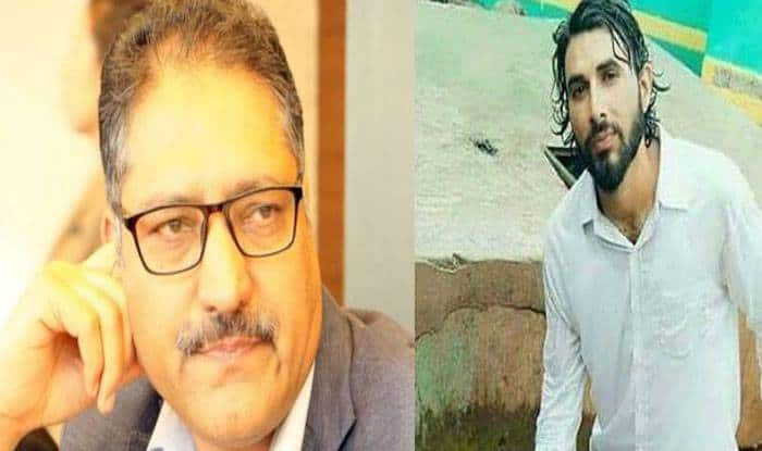 Shujaat Bukhari: Police releases photos of suspected attackers