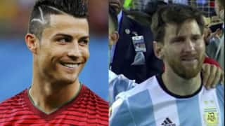 FIFA World Cup 2018: Diego Simione's Leaked WhatsApp Voice Note Suggests Cristiano Ronaldo is Better Than Lionel Messi